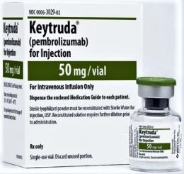 Кейтруда - препарат иммунотерапии против рака