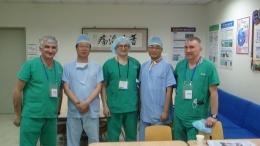 Стажировка русских хирургов в Корее от ММКЦ МЕДКОР. Май 2016