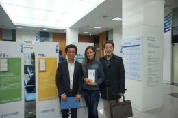 Отчет о посещении клиник Сеула